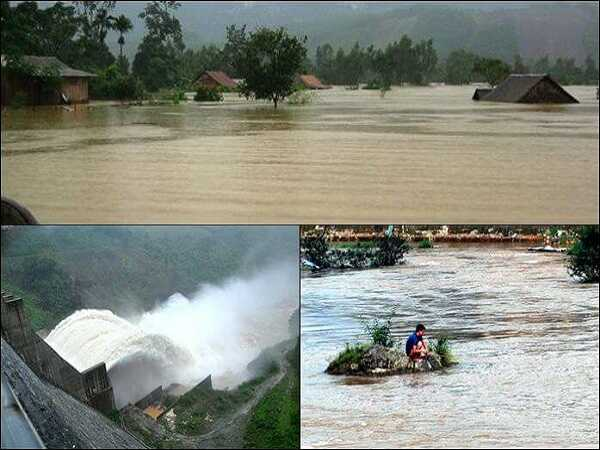 Nằm mơ thấy lũ lụt đánh con số nào?