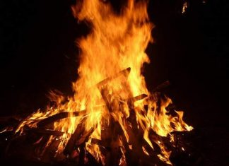 Mơ thấy lửa cháy là điềm báo gì